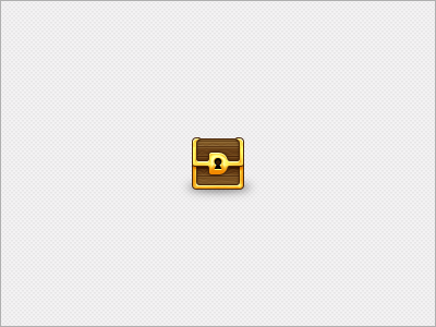 Destiny Desktop Icon 48x48 icon ico chest treasure
