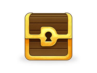 Destiny Login Page Icon chest treasure 196x196 icon