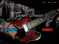 Jared Bracci Homepage