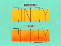 Goodbye Cincy