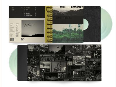 Ever Green Ever Rain vinyl record packaing