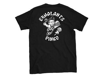 Pinko / Exhalants Tour Shirt