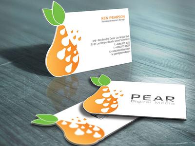 Pear Digital Media digital pear media business