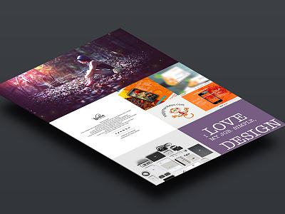www.lankadesign.com ux design website print portfolio ui logo web brand designer bio