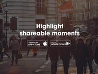 Vizz  share video