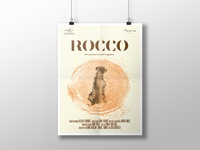 Poster for short film Rocco