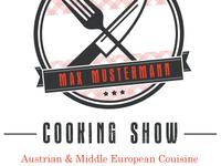 Austrian Cooking Show Logo Draft
