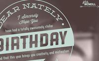 Nately's B-day
