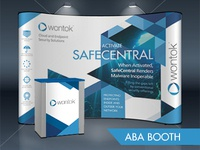 Wontok Booth - ABA Event