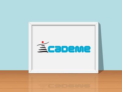 Sample Logo for Academe inkscape illustration graphic design vector icon design branding flatminimalist logo