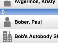Client List Icons