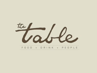 Restaurant Logo For A Awesome Little Spot In Willow Glen SJ Bay Area Wanted Simple Rustic Logotype If You Are Ever The South