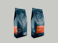 Jumpline Coffee Packaging Design