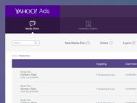 Yahoo! Ads (free PSD)
