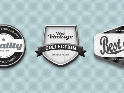 Badges Dribbble vintage badge retro badges badges sticker retro vintage oldschool