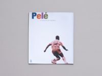 Book Design: Pelé – O Atleta do Século