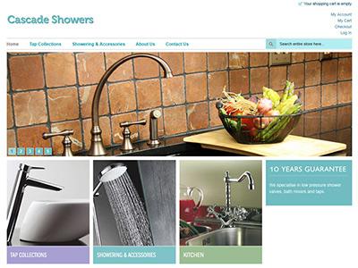 Web Store design ecommerce layout mockup website online store shop design