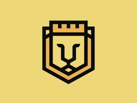 Lion King Crest
