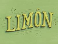 Tapa disco Limón