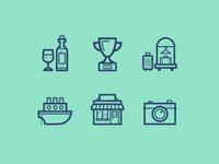 Condé Nast Traveler - Icons