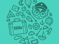 Condé Nast Traveler Hoodie