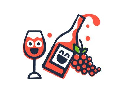 Wine pals!