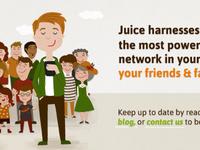 Juice Landing Page