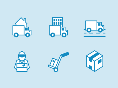 Mover Icons