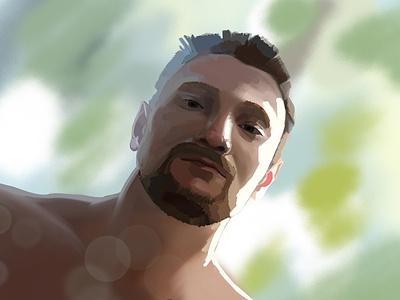 Портрет портрет