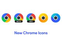 New Chrome Icons for Splendid