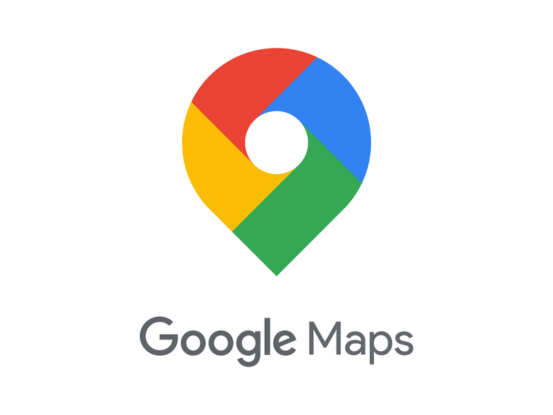 Google Maps - Logo Redesign Concept