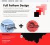 Full Fathom Homepage, Squished
