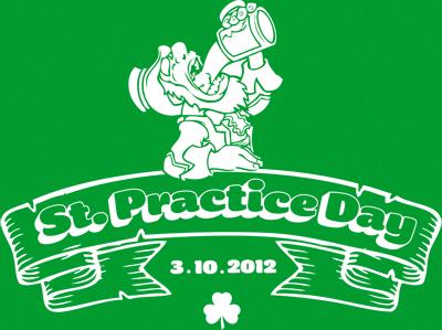 St practice day dribbble