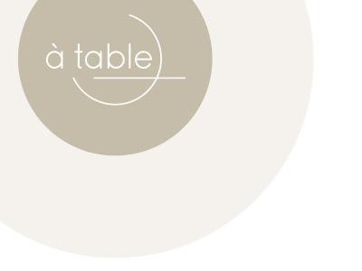 à table logo