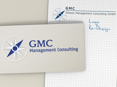 GMC Logo before and after