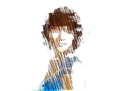 Woman illustration 01
