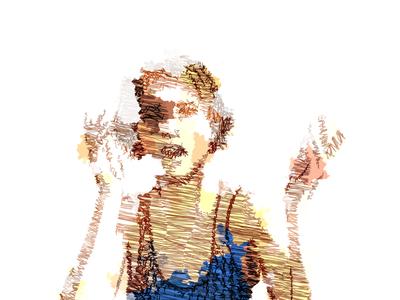 Woman illustration 02