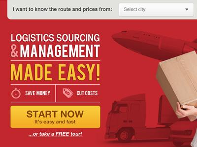 Logistics site SOON...