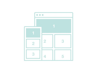 Cool Kitten's Illustration responsive parallax scrolling framework free illustration web design mobile tablet screen