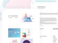 Designer UX Portfolio 🖖🏻