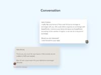 Conversation 2x