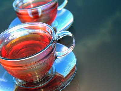 Cinema4D Tea Render