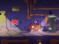Game level concept Lab