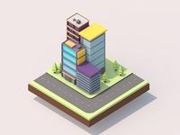 Mini City 3D