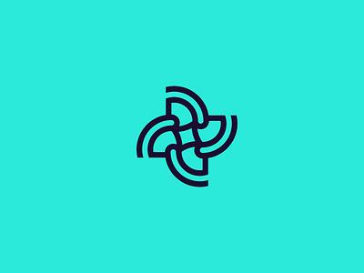 Geometric Logos 2021/ Circular shapes vector illustration typography logo icon graphic design design branding