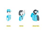 Illustrated Humans
