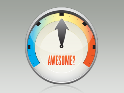 Awesome meter