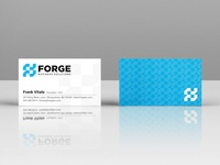 Forge Business Solutions: Business Cards