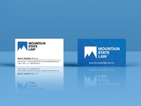 Mountain State Law Business Cards