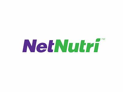 NetNutri wordmark store retail green leaf vitamins health supplements nutrition online nutri net